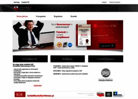 certyfikat-firmowy.pl