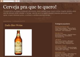 cervejapraquetequero.blogspot.com