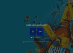 cervezaaguila.com