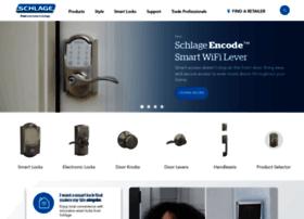 ces.schlage.com