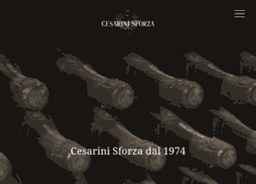 cesarinisforza.it