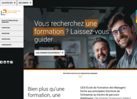 cesi-entreprises.fr