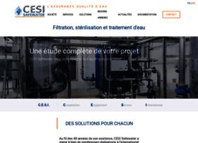 cesi-safewater.com