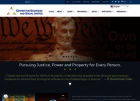 cesj.org