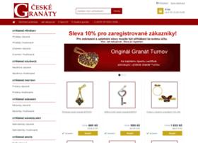 ceskegranaty.cz
