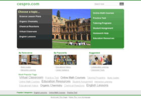 cespro.com