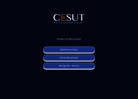 cesut.edu.br