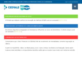 cesvale.com.br