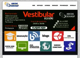 cesvasf.com.br