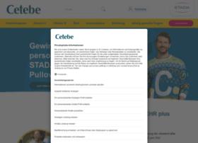 cetebe.de