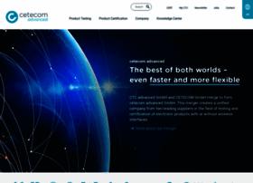 cetecom.com