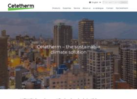 cetetherm.com