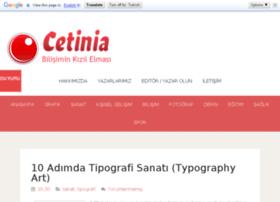 cetiniablog.com