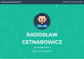 cetnarowicz.pl