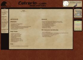 cetreria.com