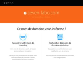 ceven-labo.com