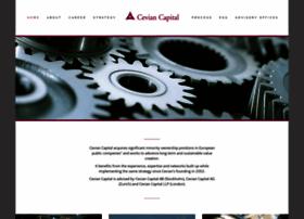 ceviancapital.com