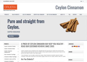 ceylon-cinnamon.com