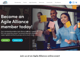 cf.agilealliance.org