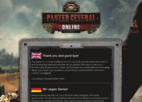 cf.panzergeneral.com