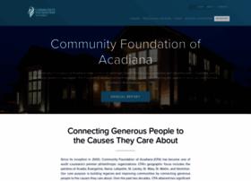 cfacadiana.org