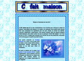 cfaitmaison.com