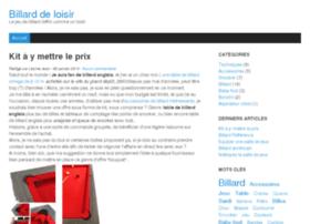 cfbl-billard.fr
