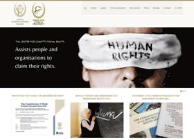 cfcr.org.za