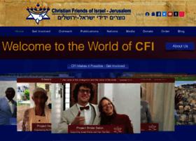 cfijerusalem.org