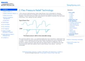 cflex.respironics.com