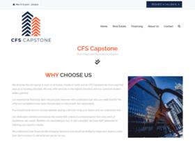 cfscapstone.com