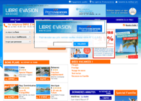 cgos.promovacances.com
