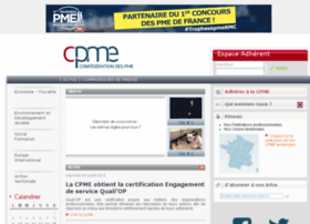cgpme.fr