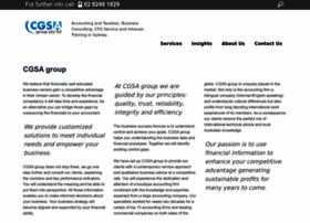 cgsagroup.com.au