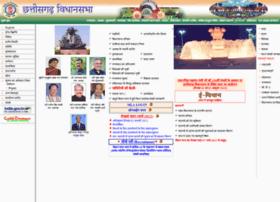 cgvidhansabha.gov.in