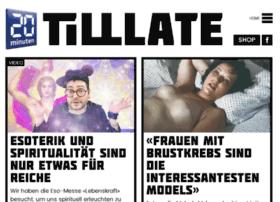 ch.tilllate.com