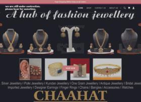 chaahatfashionjewellery.com