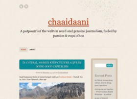 chaaidaani.wordpress.com