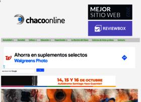 chacoonline.com.ar