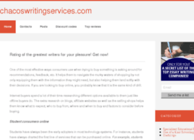 chacoswritingservices.com