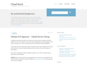 chadkeck.com
