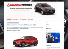 chadstonemitsubishi.blogspot.com.au