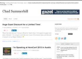 chadsummerhill.com
