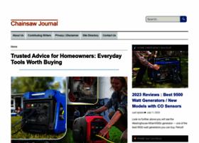 chainsawjournal.com