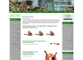 chainsawspecialists.co.uk
