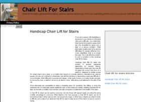 chairliftforstairs.com