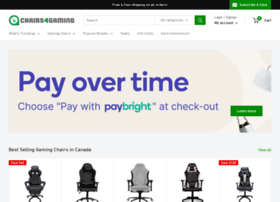 chairs4gaming.ca