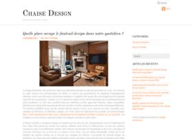 chaisedesign.fr