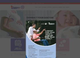 chaitanyahospital.org