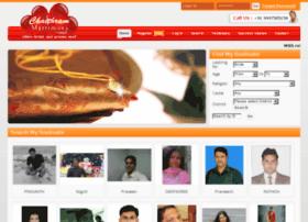 chaithrammatrimony.com
